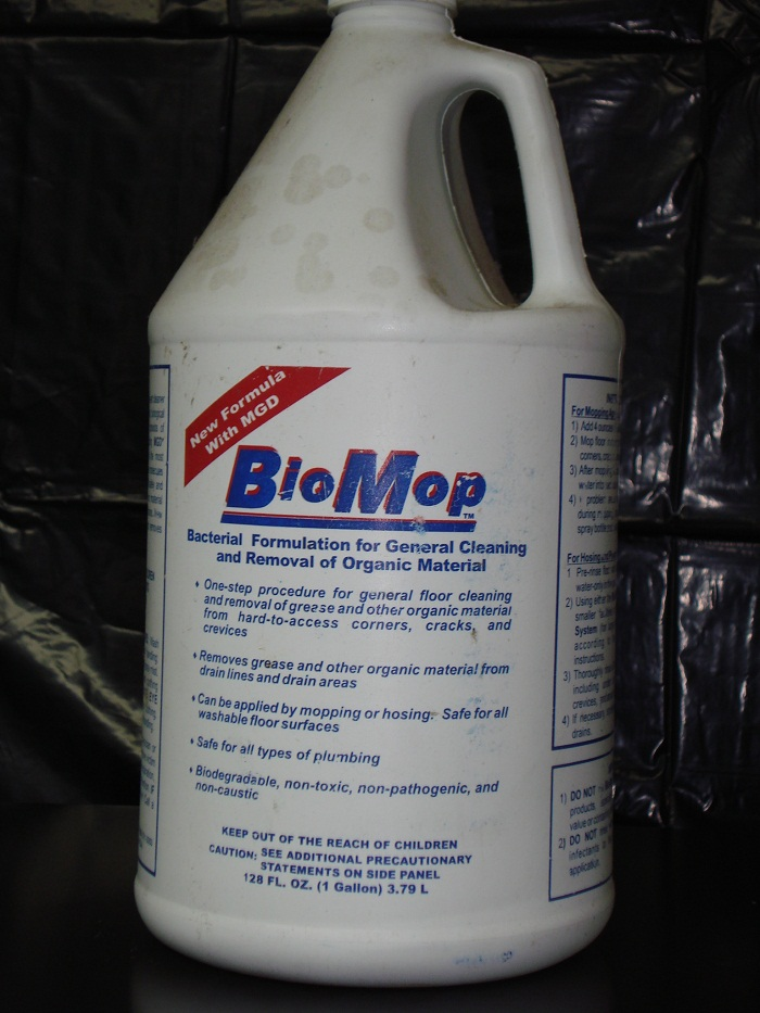 Bio Mop - Cleaning