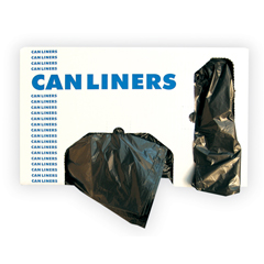 Jaguar Linear Low Density Can Liners - 250 per Case JAG L3036M