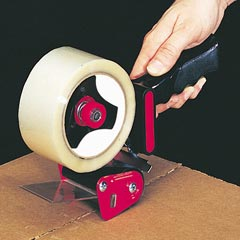 Universal Box Sealing Tape Dispenser UVS88000
